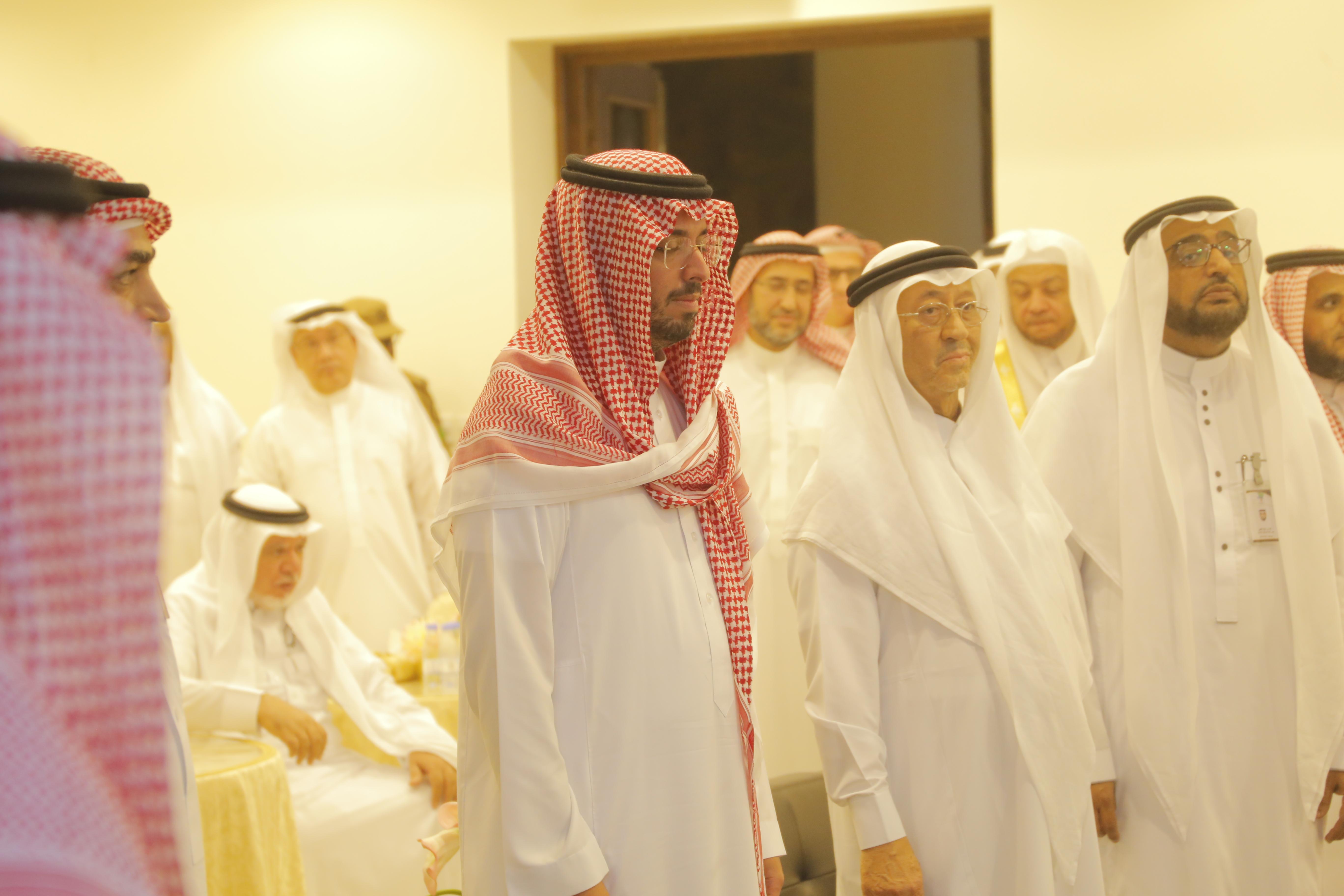 وكيل محافظة جدة يزور مركز حي المحمدية النموذجي الت